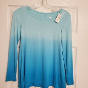 Justice Long Sleeve Tee, NWT